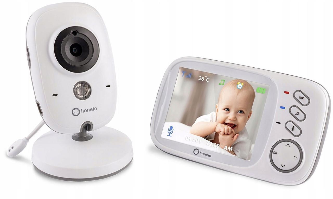 Радионяня Lionelo Babyline 6.1 с камерой