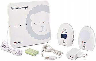 Монитор дыхания + радионяня LIONELO Babyline ANGEL 3 в 1