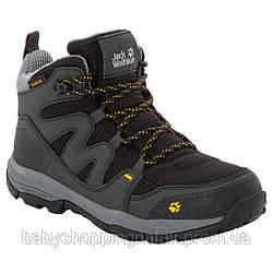 Ботинки демисезонные Jack Wolfskin, 4034081-3802, 32, 32