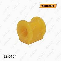 Полиуретановая втулка стабилизатора (переднего) D = 22/21 mm. SUZUKI SX4