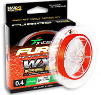 Шнур Intech Furios PE WX4 150 м #0,6/0.128mm 10lb/4.54kg