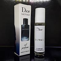 Christian Dior Sauvage - Масло 10 мл