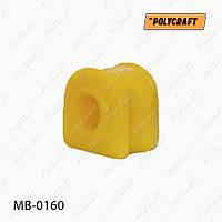 Полиуретановая втулка стабилизатора (переднего) D = 20 mm. A2033234365