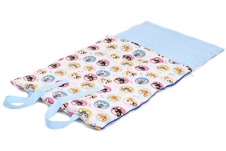 Сліп (конверт) для немовляти 195*65 см Коти