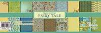 """Набор бумаги ScrapBerry""""s — Fairy Tale, 30x30 см, 9 листов"""