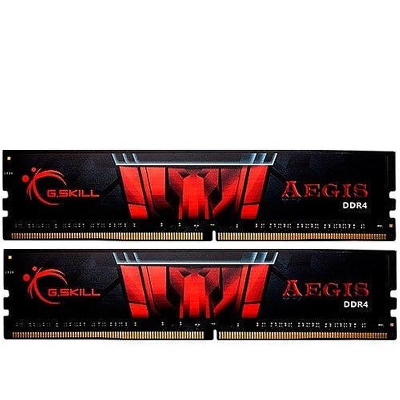Модуль памяти DDR4 2x16GB/3000 G.Skill Aegis (F4-3000C16D-32GISB)
