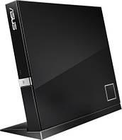Blu-ray RW ASUS SBW-06D2X-U (SBW-06D2X-U/BLK/G/AS) Black, USB