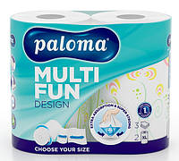 Paloma Multi Fun XL бумажные полотенца 3-слойные, 2 шт.