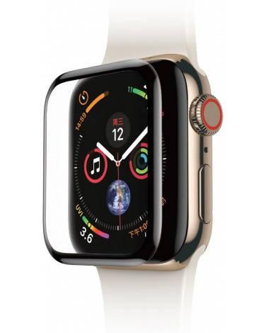 Защитное cтекло Baseus для Apple Watch 1/2/3, 42 mm, 0.23mm, Черный (SGAPWA4-D01), фото 2