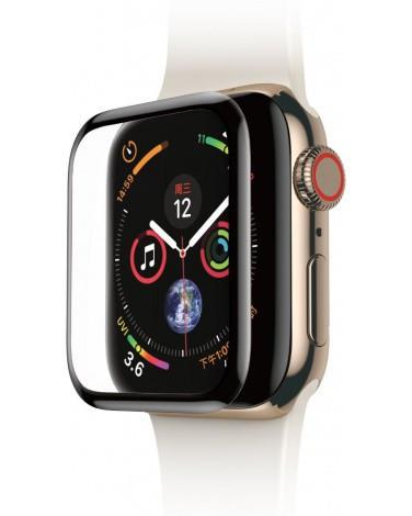 Защитное cтекло Baseus для Apple Watch 1/2/3, 42 mm, 0.23mm, Черный (SGAPWA4-D01)