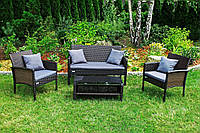 Набор мебели из техноротанга  SG-TEMA Sapphire