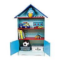Полка для детской комнаты Ракета Sapphire Kids