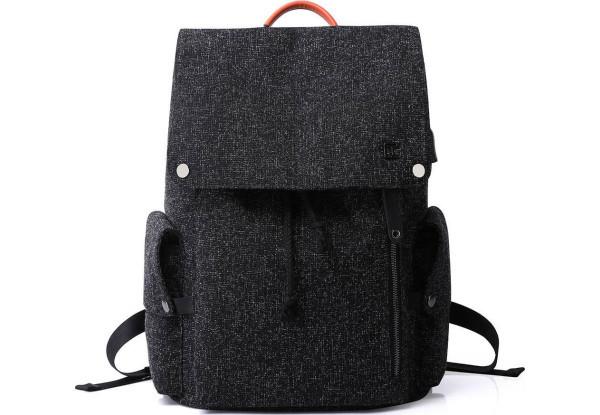 """Рюкзак для ноутбука Tangcool ICON TC713 Black 15"""" (USB)"""