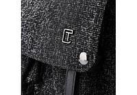 "Рюкзак для ноутбука Tangcool ICON TC713 Black 15"" (USB), фото 5"