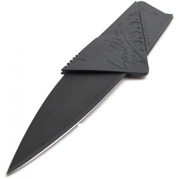 Нож кредитка CARDSHARP 3 TWISTED METAL