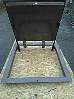 Люк в пол 800x900 на газовых амортизаторах герметичный утепленный
