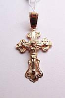 Золотий хрест з візерунком, фото 1