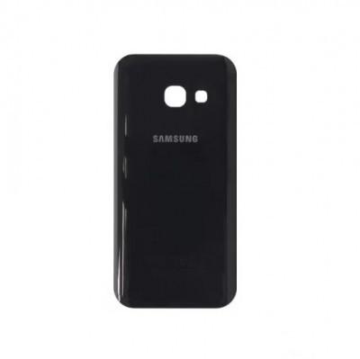 Задняя крышка Samsung A320F Galaxy A3 (2017) black orig
