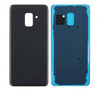 Задняя крышка Samsung A730 Galaxy A8 Plus (2018) black