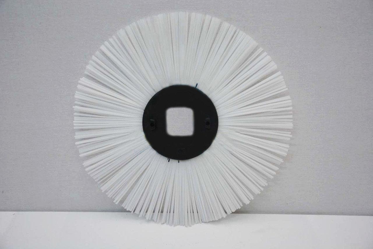 Дисковая средняя пластиковая щетка коммунальная Ender Firca Ø40X40