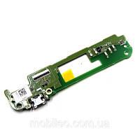 Плата нижняя (плата зарядки) Htc Desire 826 с разъемом зарядки и компонентами