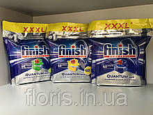 Таблетки для посудомоечных машин FINISH All in 1 Max 60 шт