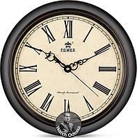 Настенные Часы Power 7911BLKS