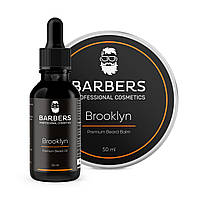 Набор для ухода за бородой Barbers Brooklyn 80 мл 4823099500543, КОД: 948342