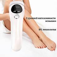 Фотоэпилятор домашний лазерный эпилятор Doc-team Koli: распаковка