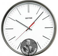 Настенные Часы RHYTHM 525 черные