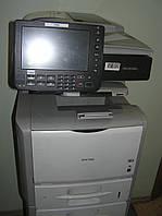 Б/У МФУ RICOH Aficio SP5210SR формат А4