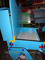 Парта дитяча+стілець W055 A, растишка-трансформер. київ Код W 055A, фото 3