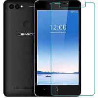 Защитное стекло CHYI для Leagoo Power 2 0.3 мм 9H в упаковке