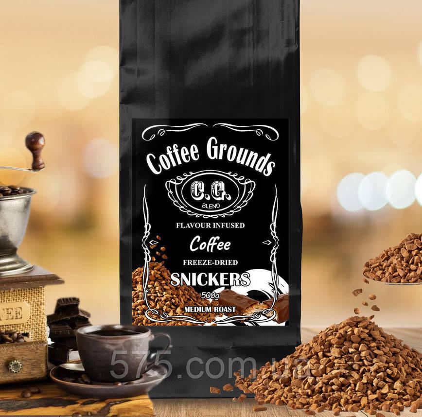 Кофе растворимый со вкусом Сникерса (0.5 кг)