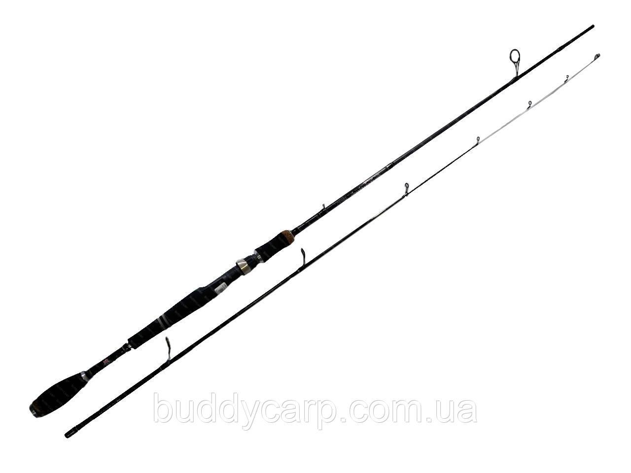 Спиннинг 1.82 метра тест 3-15 гр Siweida Gladiator Micro Jig