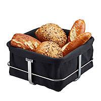 Корзинка для хлеба GEFU BRUNCH квадратная 33670, КОД: 1296979