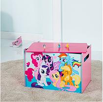 Органайзер для детских игрушек MY LITTLE PONY, фото 3