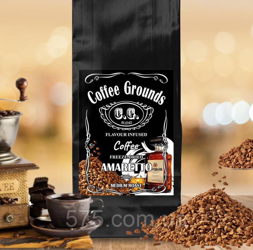 Кофе растворимый со вкусом Амаретто
