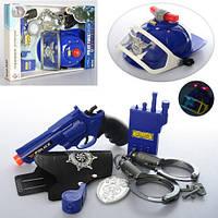 Детский набор для игры в полицию P008-P008A игрушки для мальчиков