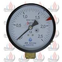 Манометр ДМ 05100 для сжиженного газа