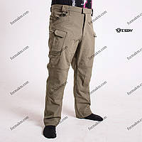 Тактические штаны Softshell Esdy Pro Olive, фото 1