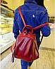 Большая оригинальная сумка-рюкзак трансформер, фото 6