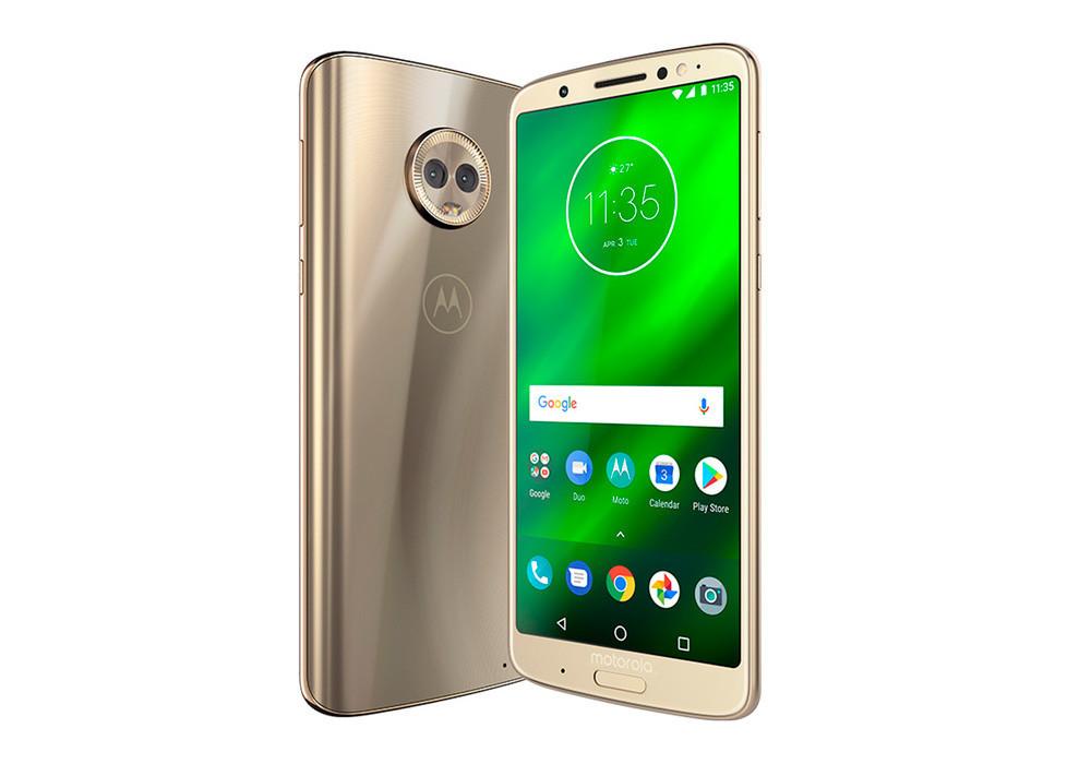 Смартфон Motorola Moto G6 4/64Gb .