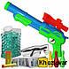 Детский пистолет-бластер с мягкими и гелевыми пулями Super Shooting, фото 2