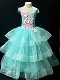 Пишне ошатне плаття Катрін на 4-5, 6-7, 8-9 років, фото 4
