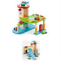 """Игровой набор Viga Toys """"Гараж"""" (59963), фото 1"""