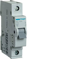 Автоматический выключатель Hager 1P 6kA C-13A 1M (MC113A)