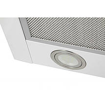 Вытяжка VENTOLUX GARDA 50 WH (1100) SMD LED, фото 3