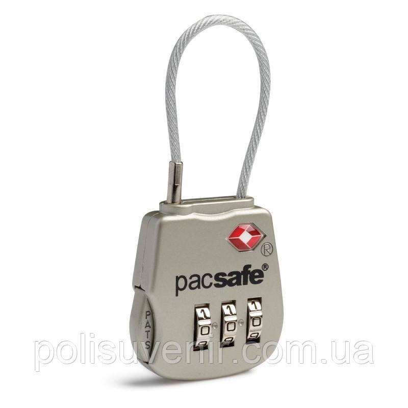 Замок кодовий для багажу Pacsafe Prosafe 800