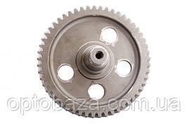 Шестерня большая + малая (145 мм х 20/32 мм) для вибротрамбовки 6.5 л.с., фото 2